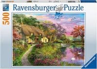 Country House - 500 Pieces |Ravensburger
